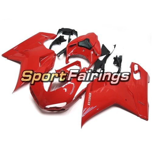 Fairing Kit Fit For Ducati 1098/1198/848 2007 - 2012 - Gloss Red