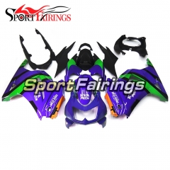 Fairing Kit Fit For Kawasaki EX250R / Ninja 250 2008 - 2012  -Eva Facing Purple