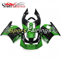 Fairing Kit Fit For Kawasaki ZXR250 1991 - 1997 -Energy Green Black