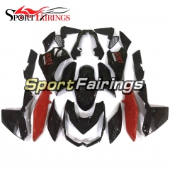 Fairing Kit Fit For Kawasaki Z1000 2010 - 2015 -Black Red