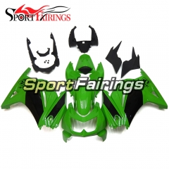 Fairing Kit Fit For Kawasaki EX250R / Ninja 250 2008 - 2012  -Green Black