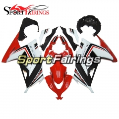 Fairing Kit Fit For Kawasaki EX300R / Ninja 300 2013 - 2015  -Red White Black