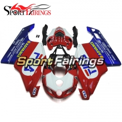 Fairing Kit Fit For Ducati 999/749 2005 - 2006 -  Red Blue White