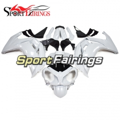 Fairing Kit Fit For Kawasaki ER-6F / Ninja 650r 2012 - 2016 White Pearl
