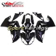 Fairing Kit Fit For Kawasaki ER-6F / Ninja 650r 2012 - 2016 Black