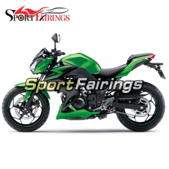 Fairing Kit Fit For Kawasaki Z250 / Z3 2014 - 2016 Green Black Special Edition