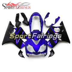Fairing Kit Fit For Honda CBR600 F4i 2004 - 2007 - Blue Black
