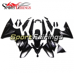 Fairing Kit Fit For Kawasaki ER-6F / Ninja 650r 2009 - 2011 - Gloss Black