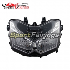Headlight Assembly for Kawasaki Z1000 2009 - 2011