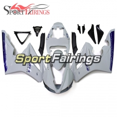Fairing Kit Fit For Daytona675 2009 - 2012 - White Blue