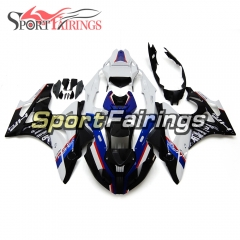 Fairing Kit Fit For BMW S1000RR 2011 - 2014 - White Blue