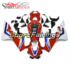 Fairing Kit Fit For Honda CBR1000RR 2017 - Red White Blue