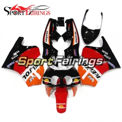 Fairing Kit Fit For Honda VFR400R NC30 V4 1988 - 1992 - Repsol