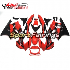 Fairing Kit Fit For Honda CBR600 F3 1997 - 1998 - Black Red