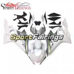 Fairing Kit Fit For Yamaha YZF R6 2017 - White Silver