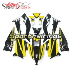 Fairing Kit Fit For Yamaha TMAX530 2012 - 2014 - Yellow Black