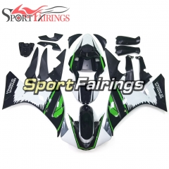 Fairing Kit Fit For Yamaha YZF R1 2009 - 2011 - White Black Green