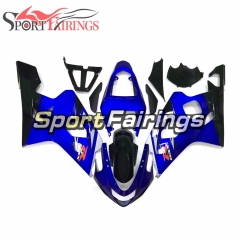 Fairing Kit Fit For Suzuki GSXR600 750 2004 - 2005 - Blue