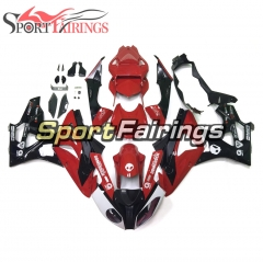 Fairing Kit Fit For BMW S1000RR 2011 - 2014 - Red Black