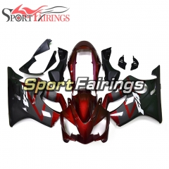 Fairing Kit Fit For Honda CBR600 F4i 2004 - 2007 - Red Black