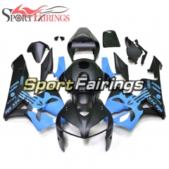 Fairing Kit Fit For Honda CBR600RR F5 2005 - 2006 - Blue Matte Black