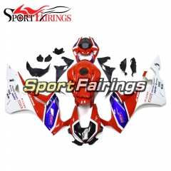 Fairing Kit Fit For Honda CBR1000RR 2017 - Red Blue