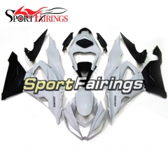 Fairing Kit Fit For Kawasaki ZX6R 2013 - 2017 - Pearl White