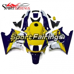 Fairing Kit Fit For Honda CBR600 F3 1995 - 1996 - Yellow Blue