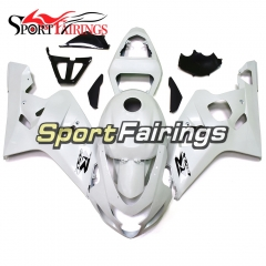 Fairing Kit Fit For Suzuki GSXR600 750 2004 - 2005 - Pearl White