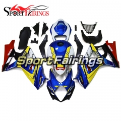 Fairing Kit Fit For Suzuki GSXR1000 K7 2007 - 2008 - Yellow Blue