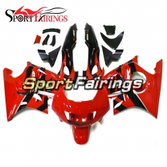 Fairing Kit Fit For Honda CBR600 F3 1997 - 1998 - Red Black
