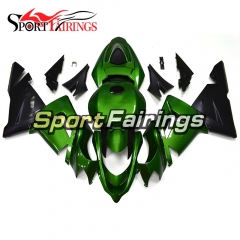 Fairing Kit Fit For Kawasaki ZX10R 2004 - 2005 - Green