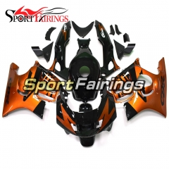 Fairing Kit Fit For Honda CBR600 F3 1997 - 1998 - Gold Black