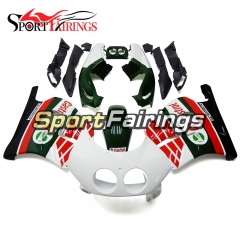 Fairing Kit Fit For Honda CBR250RR MC22 1990 - 1994 - Red Green