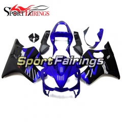 Fairing Kit Fit For Honda CBR600 F4i 2001 - 2003 - Blue Black