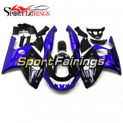 Fairing Kit Fit For Yamaha YZF600R Thundercat 1997 - 2007 - Blue Black