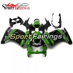 Fairing Kit Fit For Kawasaki EX250R / Ninja 250 2008 - 2012  - Green Black