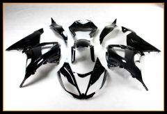 Injection Fairings For Kawasaki 2013 - 2017 ZX6R Gloss Black