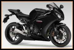 Full Fairings Kit For Honda 2012 - 2016 CBR1000RR Black
