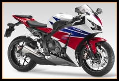 Full Fairings Kit For Honda 2012 - 2016 CBR1000RR White Red Blue