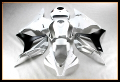 Injection Fairings Kit For Honda 2009 - 2012 CBR600 RR F5 White Silver Black