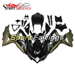 Fairing Kit Fit For Suzuki GSXR600 750 2008 - 2010 - Gloss Black