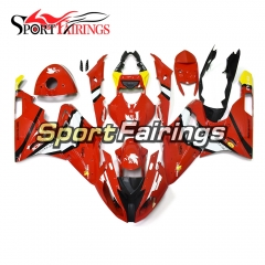 Fairing Kit Fit For BMW S1000RR 2015 2016 - Yellow Red