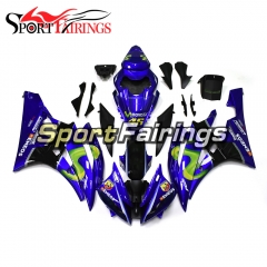 Fairing Kit Fit For Yamaha YZF R6 2006 2007 - Blue Black