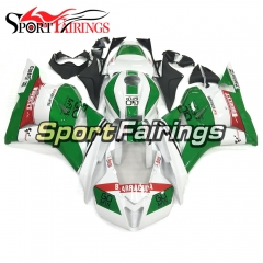 Racing Fairing Kit Fit For Honda CBR600RR F5 2009 - 2012 - Green White