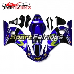 Fairing Kit Fit For Yamaha YZF R6 1998 - 2002 - MotoGP 2019 Replica