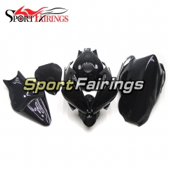 Fiberglass Racing Fairing Kit Fit For Yamaha YZF R6 2006 2007 - Gloss Black