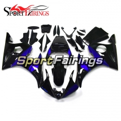 Fairing Kit Fit For Yamaha YZF R6 2003 2004 R6S 06 - 09 -  Blue Black