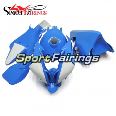 Fiberglass Racing Fairing Kit Fit For Yamaha YZF R6 2008 - 2016 - Blue White