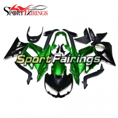 Fairing Kit Fit For Kawasaki Z1000s 2010 - 2015 - Pearl Green Black